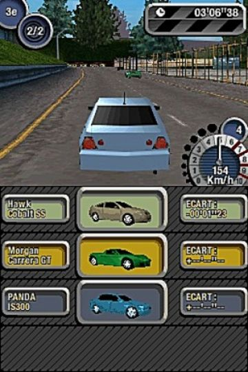 Immagine -5 del gioco Need for Speed Most Wanted per Nintendo DS