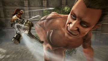Immagine -4 del gioco Attack on Titan: Wings of Freedom per Xbox One