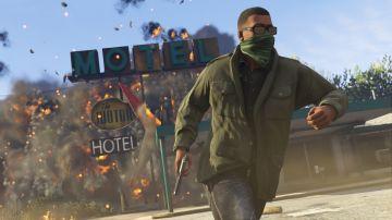 Immagine -4 del gioco Grand Theft Auto V - GTA 5 per Playstation 4