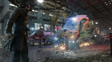 Immagine -2 del gioco Watch Dogs per Playstation 4