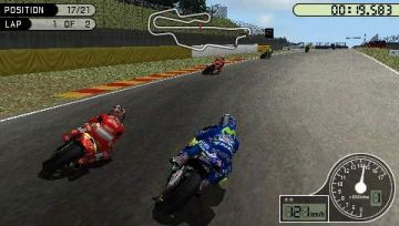 Immagine -4 del gioco MotoGP per Playstation PSP