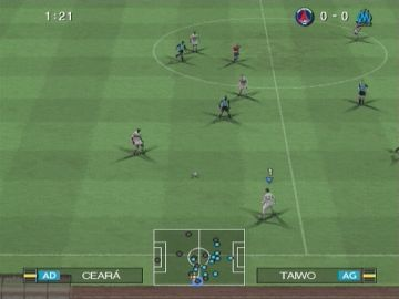 Immagine -1 del gioco Pro Evolution Soccer 2009 per Playstation 2