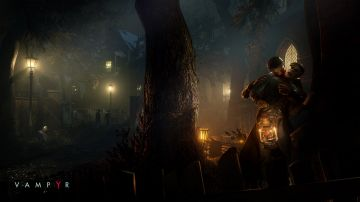 Immagine -2 del gioco Vampyr per Playstation 4