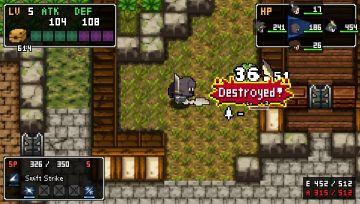Immagine -1 del gioco Cladun Returns: This Is Sengoku! per PSVITA