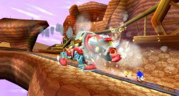 Immagine -1 del gioco Sonic Rivals 2 per Playstation PSP
