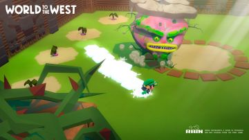 Immagine 0 del gioco World to the West per Playstation 4