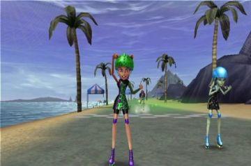 Immagine -5 del gioco Monster High: Il Circuito Scheletrico per Nintendo Wii