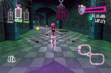Immagine -4 del gioco Monster High: Il Circuito Scheletrico per Nintendo Wii