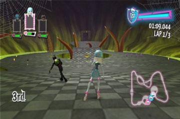 Immagine -3 del gioco Monster High: Il Circuito Scheletrico per Nintendo Wii