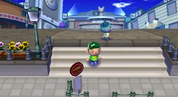 Immagine -5 del gioco Animal Crossing: Let's go to the City per Nintendo Wii