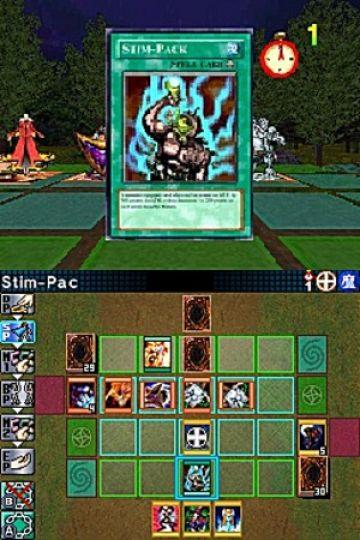 Immagine -5 del gioco Yu-Gi-Oh! GX Spirit Caller per Nintendo DS