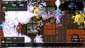 Immagine -3 del gioco Cladun Returns: This Is Sengoku! per PSVITA