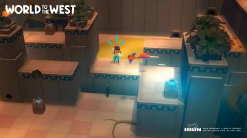 Immagine -1 del gioco World to the West per Playstation 4