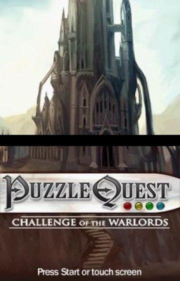 Immagine -5 del gioco Puzzle Quest: Challenge of the Warlords per Nintendo DS