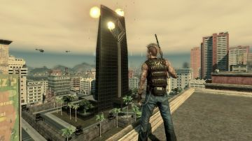Immagine -2 del gioco Mercenaries 2 Inferno Di Fuoco per Playstation 3
