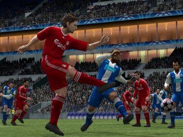 Immagine -5 del gioco Pro Evolution Soccer 2010 per Playstation 2
