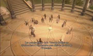 Immagine -2 del gioco Il Signore degli Anelli: L'Avventura di Aragorn per Nintendo Wii