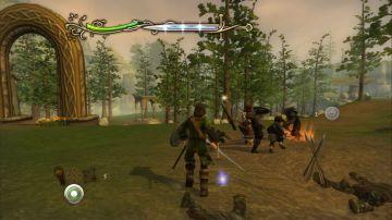 Immagine -3 del gioco Il Signore degli Anelli: L'Avventura di Aragorn per Playstation 3