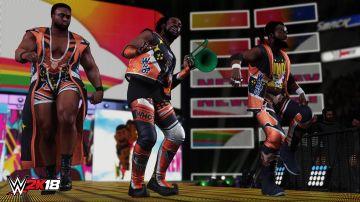 Immagine 0 del gioco WWE 2K18 per Nintendo Switch