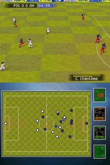 Immagine -3 del gioco FIFA 08 per Nintendo DS