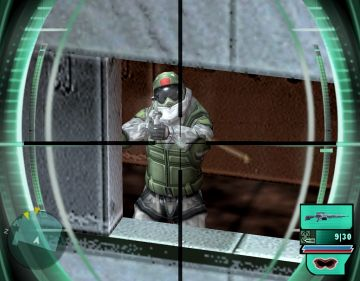 Immagine -10 del gioco Syphon Filter: Dark Mirror per Playstation 2