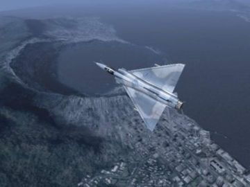 Immagine -3 del gioco Ace Combat 4:shattered skies per Playstation 2