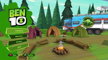 Immagine -4 del gioco Ben 10 per Nintendo Switch