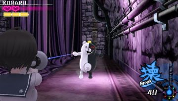 Immagine -3 del gioco Danganronpa Another Episode: Ultra Despair Girls per PSVITA