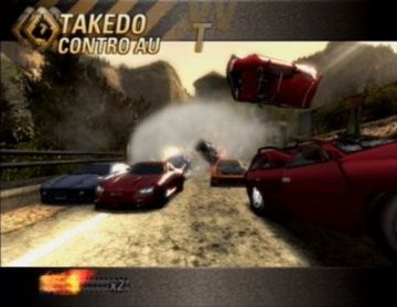 Immagine -4 del gioco Burnout Revenge per Playstation 2