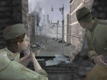 Immagine 1 del gioco Call of Duty - L'ora degli eroi per Playstation 2