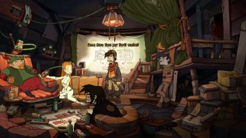 Immagine 13 del gioco Chaos on Deponia per Playstation 4