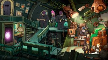 Immagine 16 del gioco Chaos on Deponia per Playstation 4