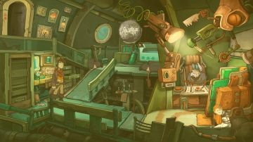 Immagine 8 del gioco Chaos on Deponia per Playstation 4