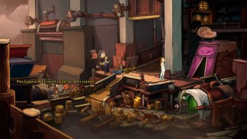 Immagine 6 del gioco Chaos on Deponia per Playstation 4