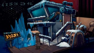 Immagine 5 del gioco Chaos on Deponia per Playstation 4