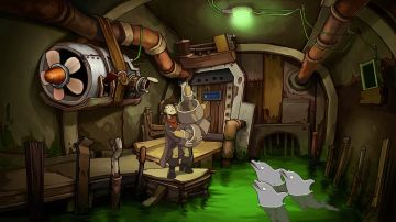 Immagine 2 del gioco Chaos on Deponia per Playstation 4