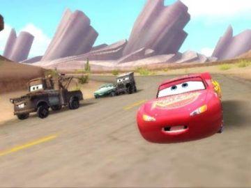 Immagine -3 del gioco Cars per Playstation 2