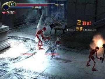 Immagine -2 del gioco Castlevania: Lament of Innocence per Playstation 2
