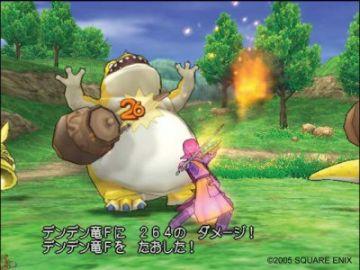 Immagine -3 del gioco Dragon Quest VIII: L'Odissea del Re Maledetto per Playstation 2