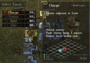Immagine -2 del gioco Dynasty Tactics 2 per Playstation 2