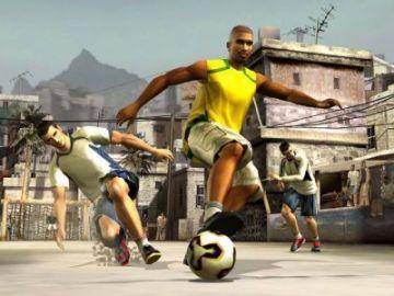 Immagine 1 del gioco FIFA Street per Playstation 2