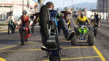 Immagine 4 del gioco Grand Theft Auto V - GTA 5 per Playstation 4