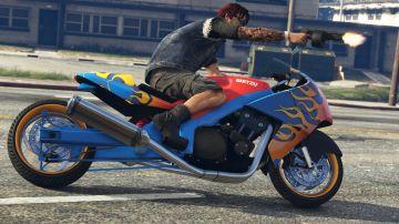 Immagine 2 del gioco Grand Theft Auto V - GTA 5 per Playstation 4