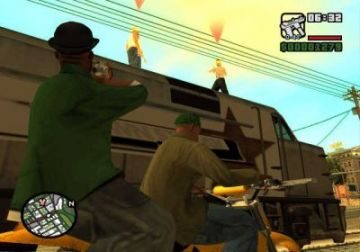 Immagine -2 del gioco Gta: San Andreas per Playstation 2