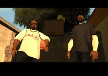 Immagine 0 del gioco Gta: San Andreas per Playstation 2