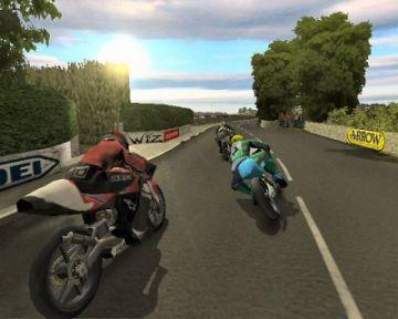 Immagine 1 del gioco Isle of Man TT Superbikes per Playstation 2