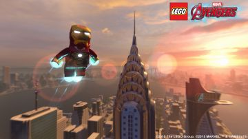 Immagine -3 del gioco LEGO Marvel's Avengers per Playstation 4