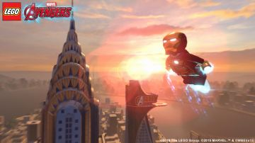 Immagine -5 del gioco LEGO Marvel's Avengers per Playstation 3
