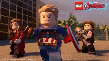 Immagine -1 del gioco LEGO Marvel's Avengers per Playstation 3