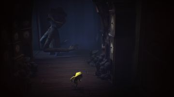 Immagine -5 del gioco LITTLE NIGHTMARES Complete Edition per Playstation 4